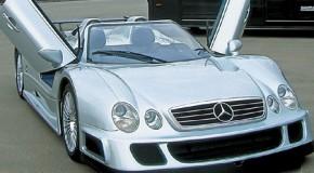 Novedades en los CLK coupe de Mercedes