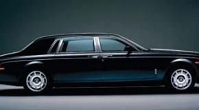 Rolls-Royce Phantom largo, lujo propio