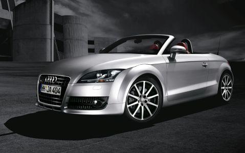 Audi TT coche de lujo