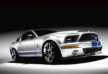 Ford on Ford Shelby Gt500kr Celebra Su 40 Aniversario   Coches Lujo  Net