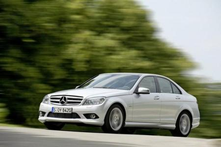 Mercedes ClaseC250 CDI BlueE