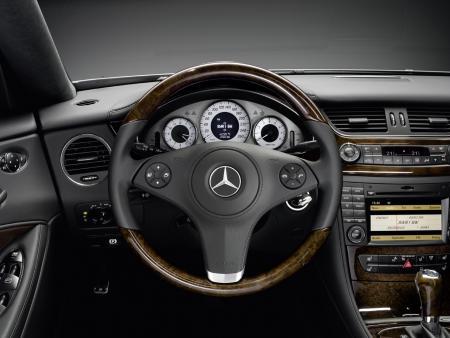 Interior Mercedes CLS Grand Edition