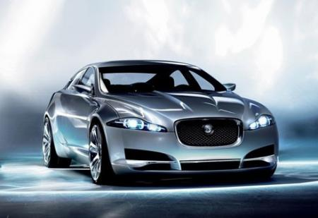 Posible Jaguar XJ 2010