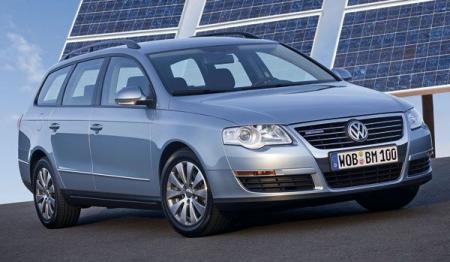 VW Passat TSI EcoFuel: Listo para desembarcar