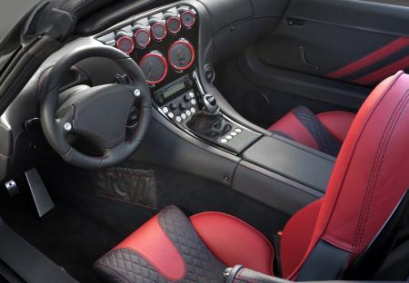 Interior Wiessmann Roadster MF4