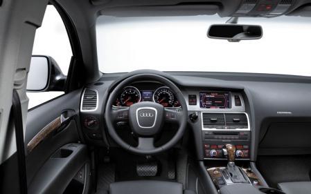 Interior Audi Q7