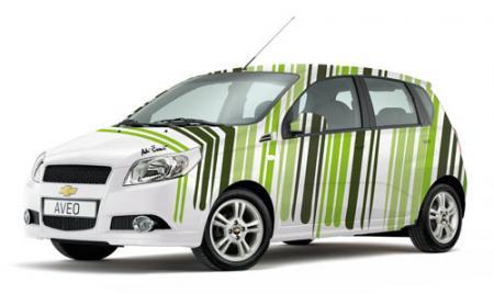 Chevrolet muestra su gama GLP