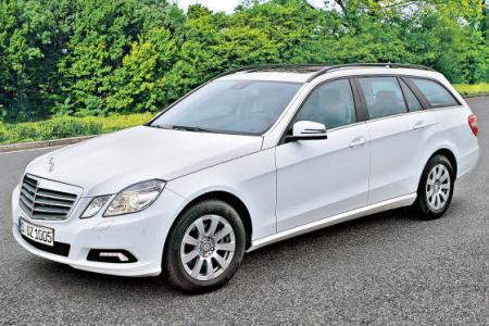 Mercedes Clase E SW