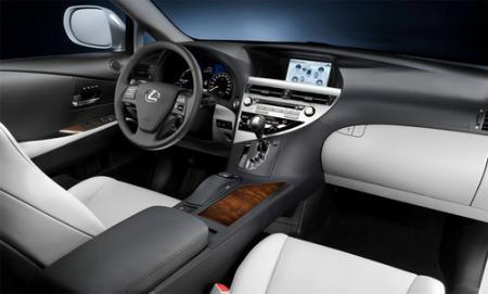 Interior Lexus RX 450h