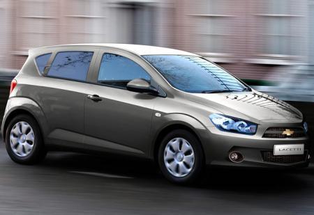 Nuevo Chevrolet Lacetti 2010: Radicalmente distinto