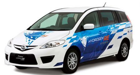 Mazda Premacy-Hydrogen