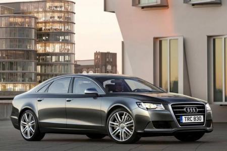 Audi A8 2010