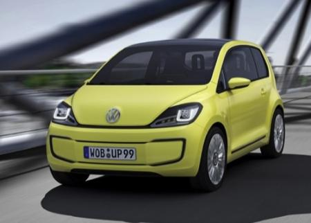 VW Lupo-E 2013