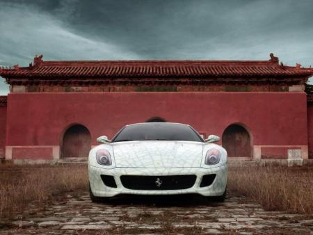 Ferrari 599 GTB Fiorano China