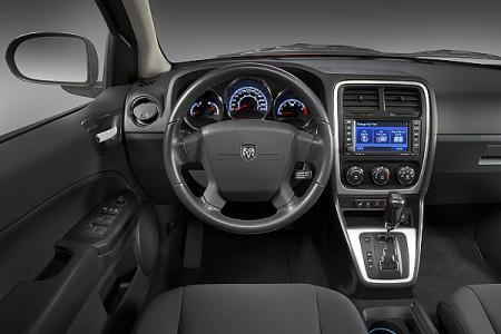 Interior Dodge Caliber