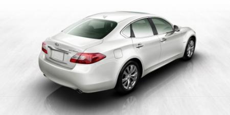 Infiniti M35 Hybrid 2011: Nuevo eléctrico de lujo