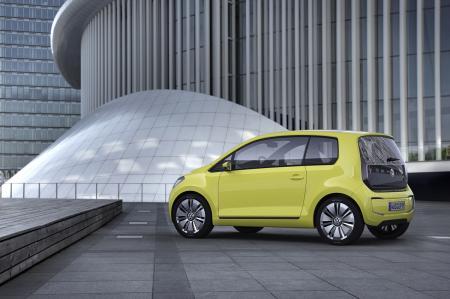 Trasera VW Lupo-E 2013