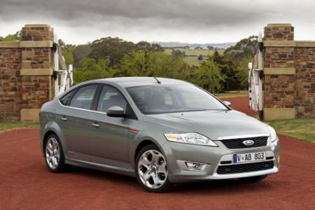 Ford Mondeo: Se renueva para el 2010