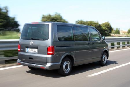 Trasera VW T5 2010