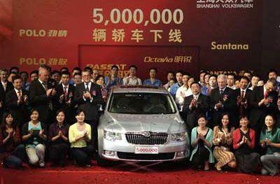 Se confirma que habrán más Volkswagen chinos