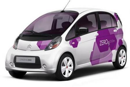 Citroën C-Zero: Últimos datos oficiales