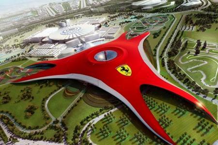 Ferrari inaugura en breve su parque temático