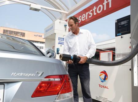 En 2015 los coches de hidrógeno entran en acción