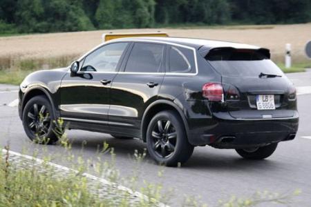 Porsche Cayenne 2012: Nuevo todoterreno de lujo
