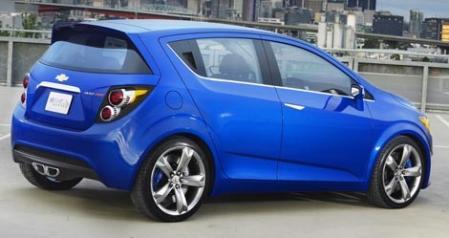 Chevrolet Aveo 2011: Su segunda generación