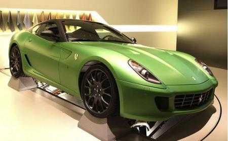 Ferrari Vettura Laboratorio HY-KERS: Experiencia de F1