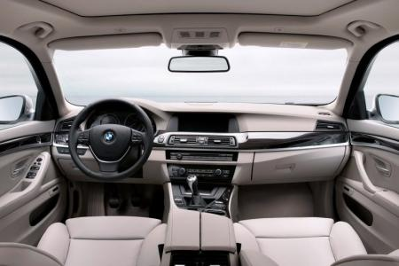 Interior BMW Serie 5 Touring