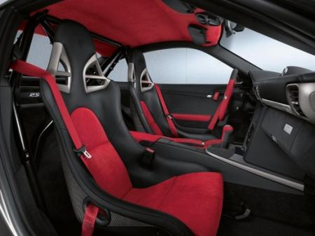 Interior Porche 911 GT2 RS