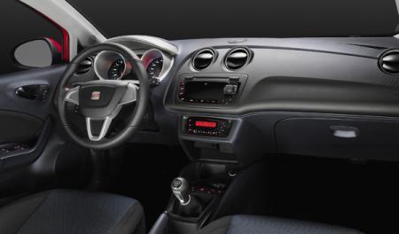 Interior Seat Ibiza ST