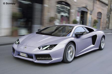Lamborghini Jota 2012: El sucesor del Murciélago