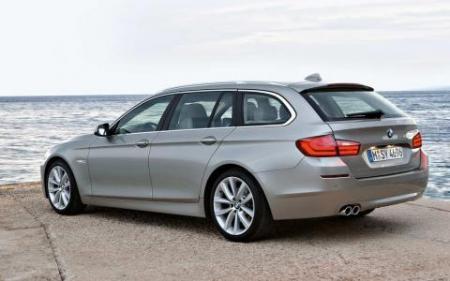 Trasera BMW Serie 5 Touring