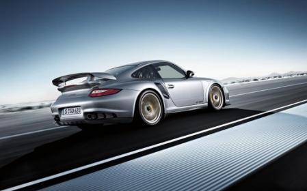 Trasera Porsche 911 GT2 RS