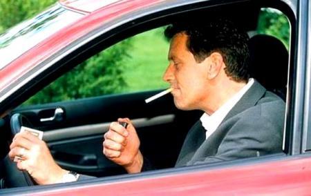 ¿Comprarías un vehículo de ocasión de un fumador?