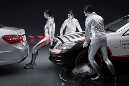 Mercedes crea un innovador piloto automático para test de seguridad