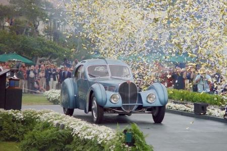 El auto de los 30 millones de Euros