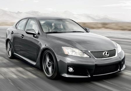 El nuevo IS  de Lexus