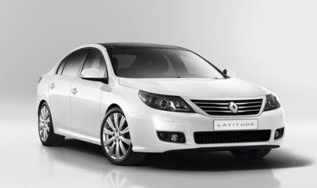"""Latitude: el """"gran"""" auto de Renault"""