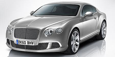 Evolución y Revolución del Bentley Continental GT
