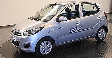 Blue On: el primer coche eléctrico de Hyundai