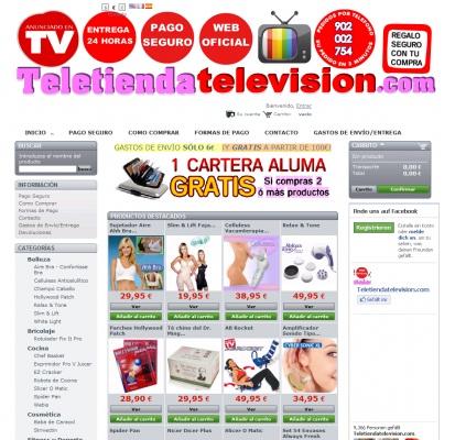 Teletiendatelevision.com, y dale un capricho a tu coche