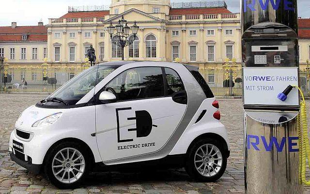 La realidad de los coches eléctricos