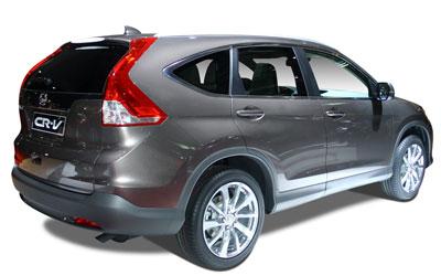 Honda lanza su CR-V 2013