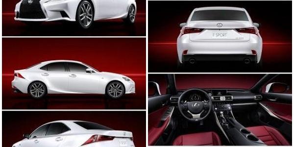 Nuevo Lexus IS