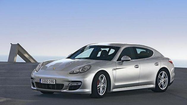 Coches de Lujo, Porsche