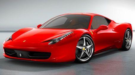Coches de lujo, Ferrari