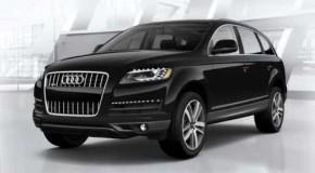 Audi Q7: Estrena motores con menos consumo